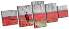 Tower of London Poppies City - 13-2238(00B)-MP07-LO